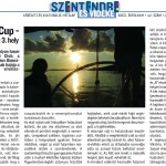 II. Genua Cup - Training Race 3. hely