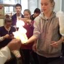 ELTE tűz