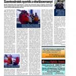 Szentendreiek nyerték a vitorlásversenyt
